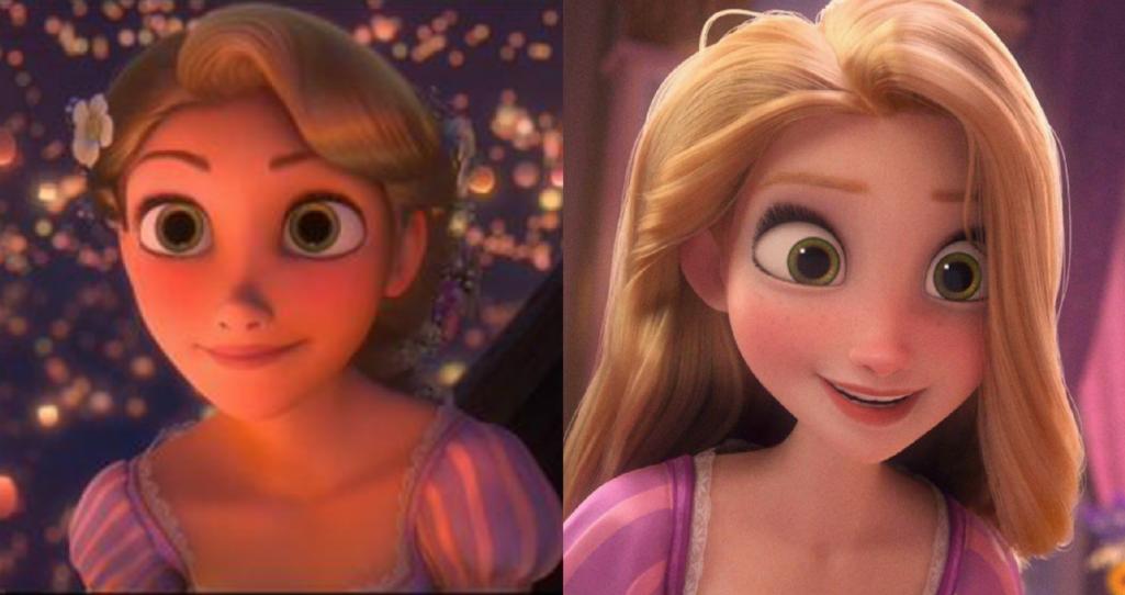 原版迪士尼公主 VS《無敵破壞王2》惡搞版大比拼!灰姑娘比以前更人性了❤