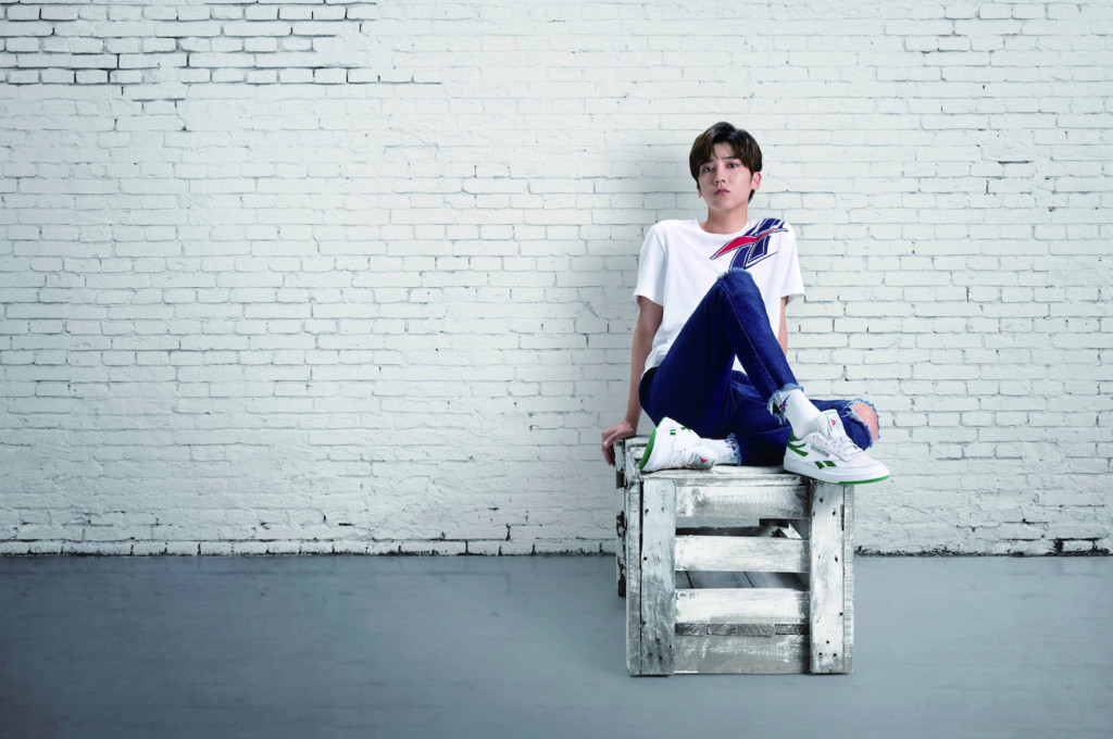 Reebok 公布台灣區全新代言人Bii 詮釋品牌精神「煉出至我」