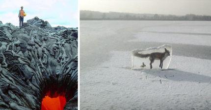 9個證明「人類永遠贏不過大自然」的可怕自然現象