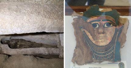 考古發現2000年歷史「埃及木乃伊製作坊」 破解不死之身秘密!