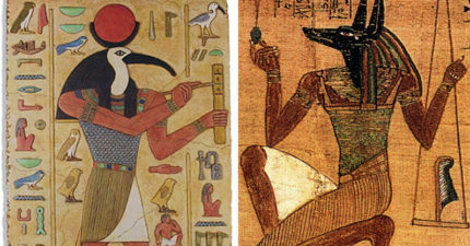 古埃及的12星座!分析你真實人格 「獅面女神」最適合當CEO