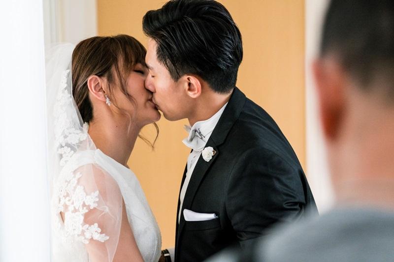 安心亞《簡單的婚禮》親不停 出道以來吻最多次作品