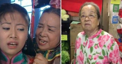 捕獲《還珠》82歲野生容嬤嬤!爆「動作遲緩狀況差」粉絲憂心QQ