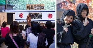 日本向世界求救「忍者嚴重短缺」!開天價年薪260萬徵忍者:不要讓他們消失