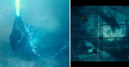 影/哥吉拉2「口噴超強光束」 與摩斯拉4大怪獸世紀合體:史詩鉅作啊!