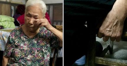 94歲婆婆淚訴「救50人被日軍拖去房間」故事 掀衣驚見肚皮上完事後的大洞