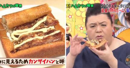 台南小吃「棺材板」登日本節目! 卻悄悄被改頭換面