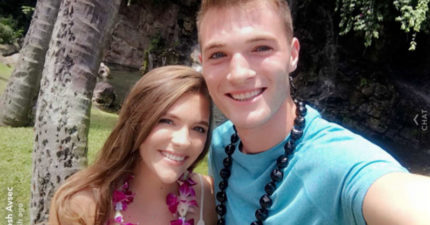 「每年回一句」男女夏威夷甜蜜約會 一年後的現在如何?