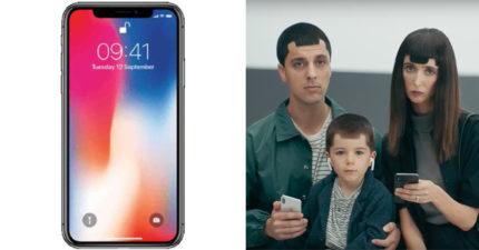 你全家都瀏海頭~三星新廣告嗆爆iPhone 連果粉都笑翻:心中永遠的痛