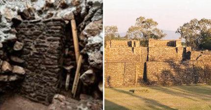 7.1強震「震出新歷史遺跡」 墨西哥地底雨神廟破土而出...專家:OMG