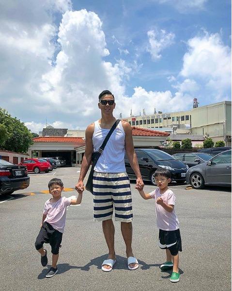 3歲飛翔兄弟檔「旋風抽高」直逼小一生!范瑋琪揭露秘方:每週有2至3次