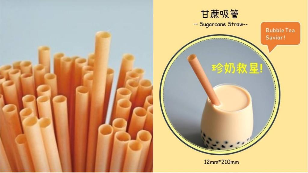 甘蔗吸管根本不可行?研究員:分解回收等優點「台灣無法做到」
