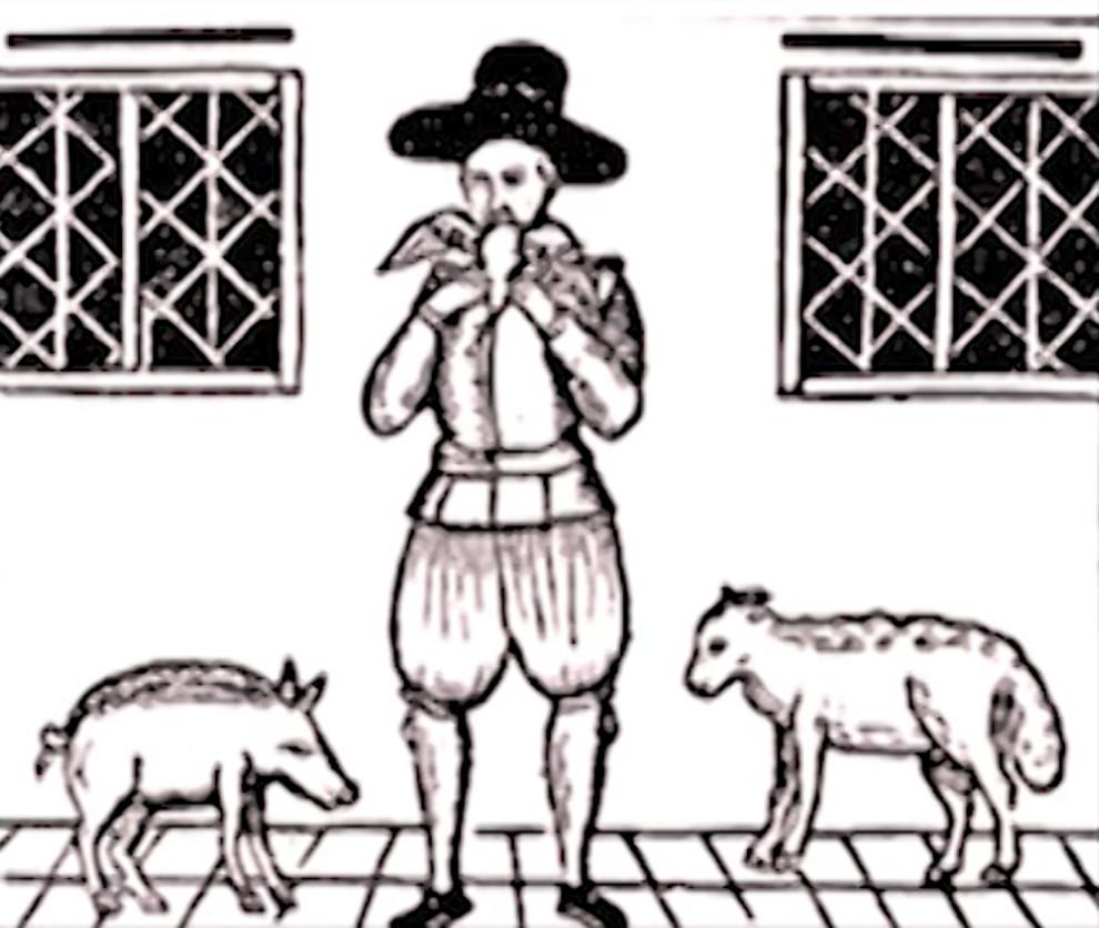 冷血食怪軍人一年吃掉174隻貓 同伴被「炸斷的腿」也偷來啃:很香啊~