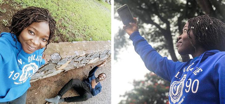 網美照是這樣拍出來的!19張背後有「很辛苦的朋友」IG美照