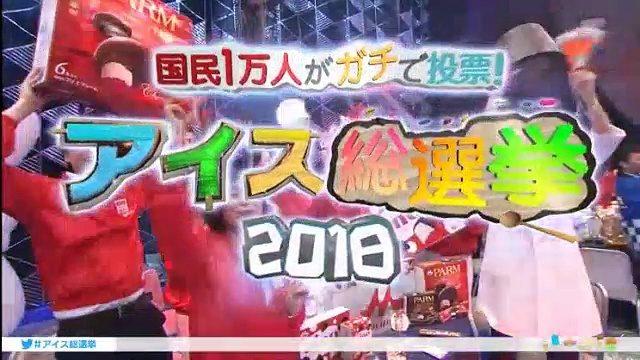 2018日本冰品總選舉!萬人票選「最愛前30名」 超級杯冰淇淋榮登冠軍❤