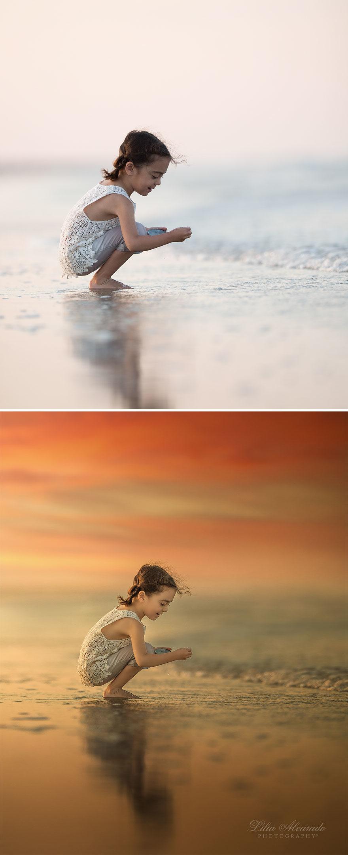 PS過頭?攝影師被酸用「原圖VS修圖後」對比照反擊