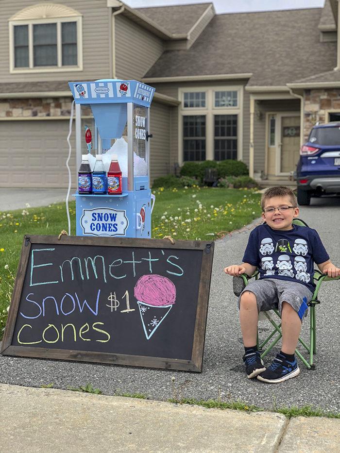 6歲弟想要腳踏車 爸媽冷漠不理「激發創業魂」變身小老闆!