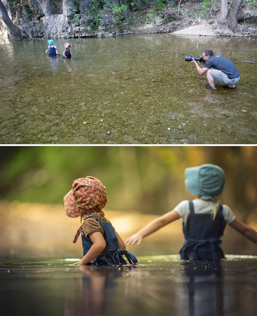 15張攝影師示範普通場景在「菜鳥VS高手」眼裡的不同!