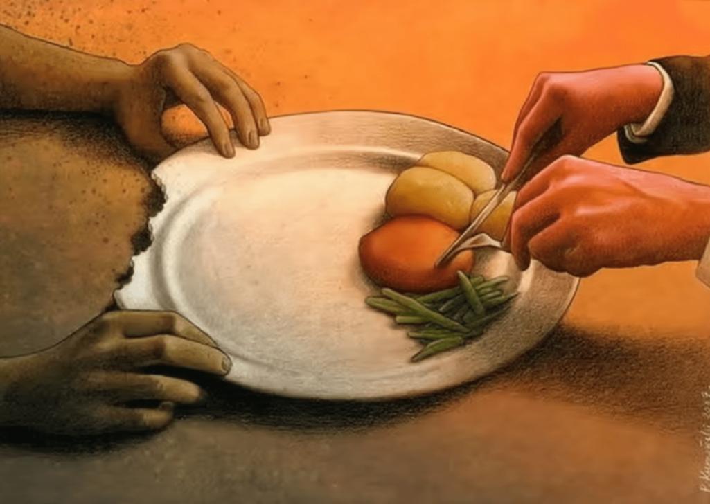 25張「揭穿社會黑暗面」的小智慧插畫 你都看得懂嗎?