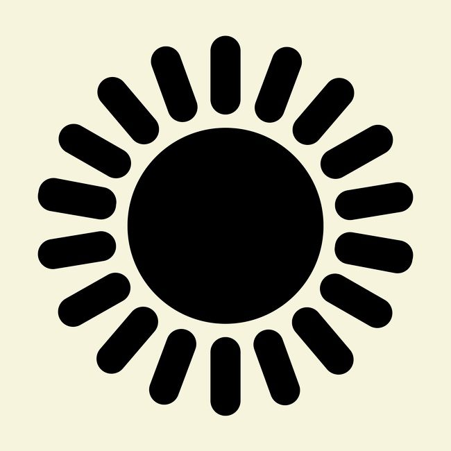 8個不同太陽圖案「測出你的內在人格」 選2的人要相信第6感!