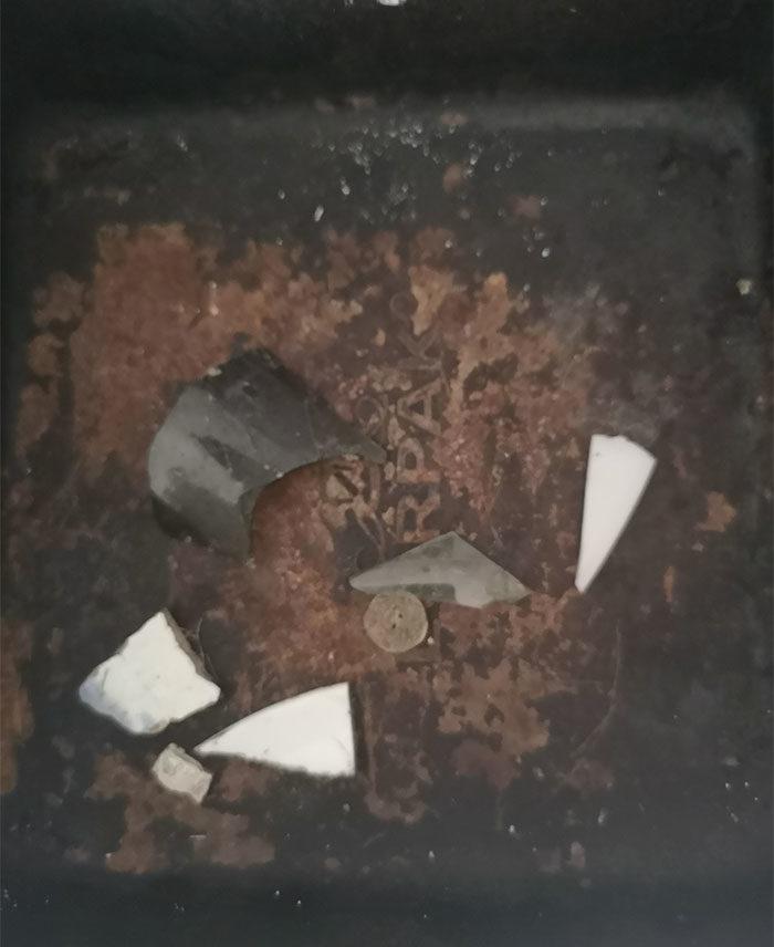 老家後院挖通「130年神秘洞穴」 水管上面的特殊符號讓網友冒汗:快找驅魔師