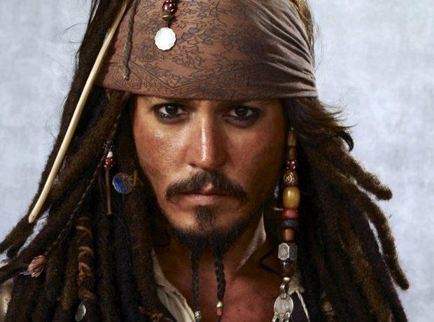 還我傑克船長!強尼戴普近照曝光 為戲消瘦「一夜老了20歲」