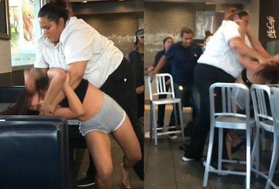 好想喝免費汽水!她霸王要求麥當勞被拒絕 潑女店員奶昔:F***