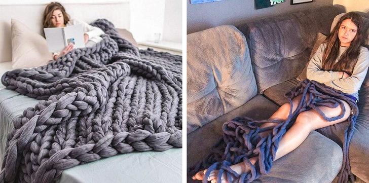 18個讓人欲哭無淚的「災難級網購悲劇」 訂毛毯只送來毛線!