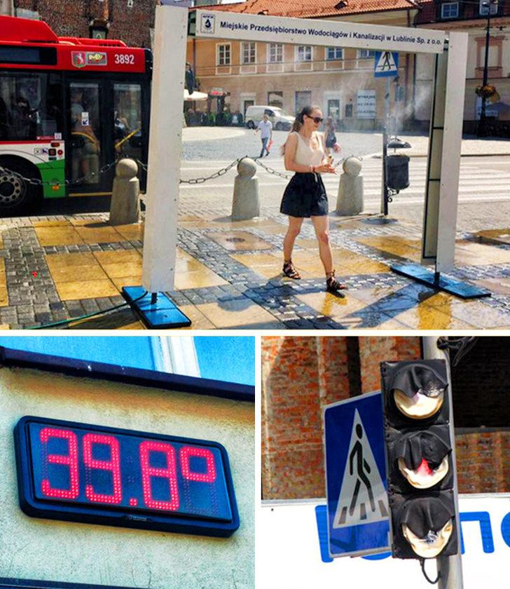 氣候有多失控?25張「夏天沒在跟你開玩笑」高溫地獄照
