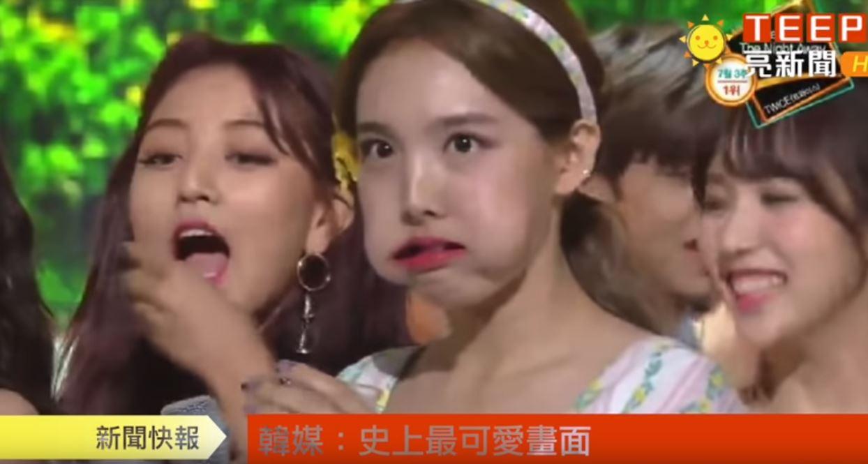 影/TWICE奪冠「含冰塊」跳舞慶祝 韓媒暴動:史上最可愛畫面!