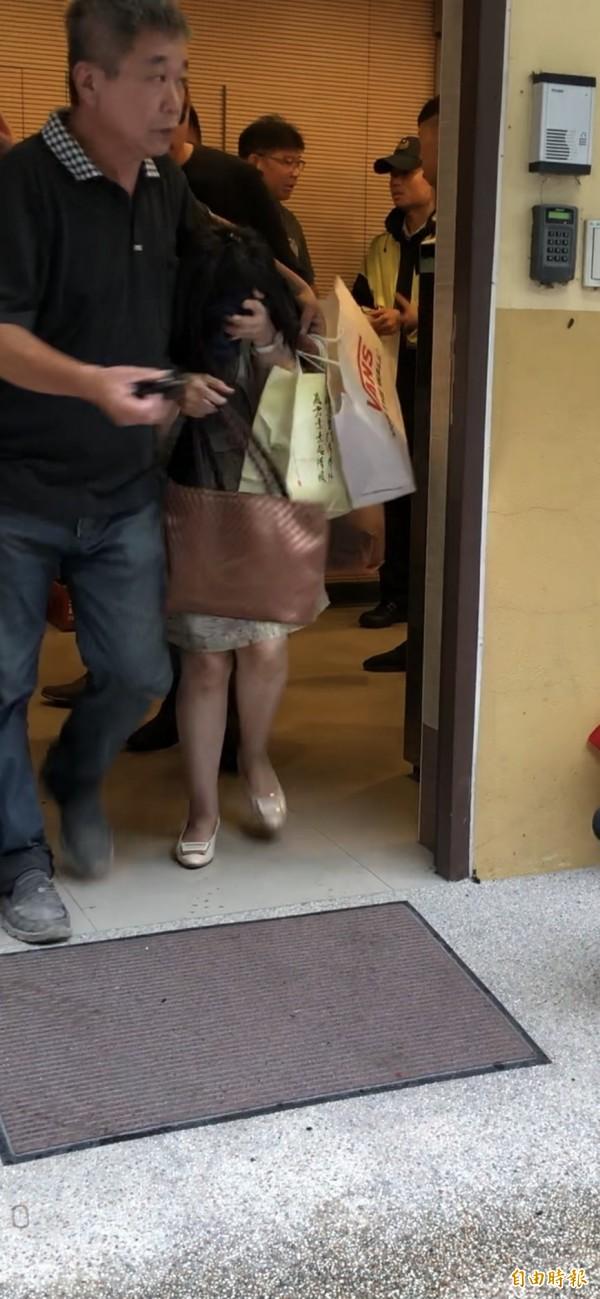 載女友飆自強隧道變人車廢鐵 紀錄器影片像直奔鬼門關「連尖叫都來不及」
