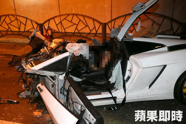 藍寶堅尼超速甩飛女友 親友LINE連環爆:他逆向超車日常啦!