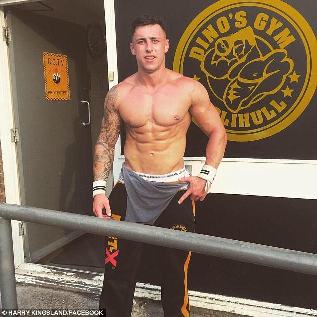 21歲健身肌肉男好心勸架 下秒遭一拳重擊K.O「沒...沒氣了」