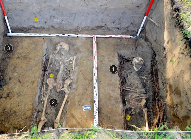 開建兒童公園意外挖出「18世紀骨骸煉獄」 最新鮮的還是1945年下葬