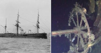 南韓挖到「113年前沈船」 船上載「20噸黃金」瞬間變海洋肥肉