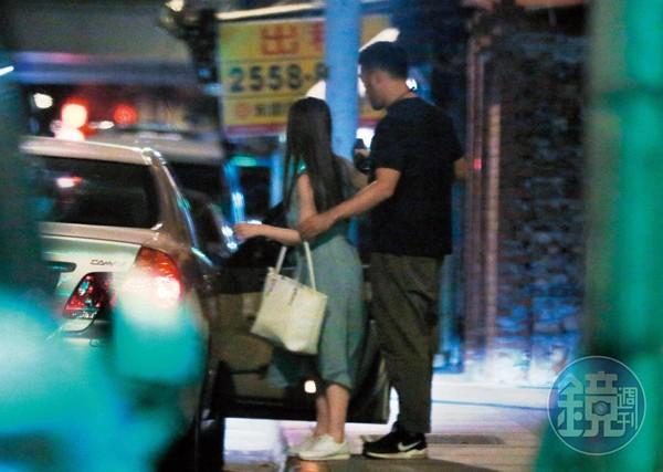 雞排妹吃徐佳瑩前男友 李伯恩3天牽2女「正宮小三好難分」