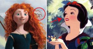 10個迪士尼公主不為人知的祕密 小美人魚跟貝兒是同一人?