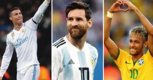 誰說踢球沒錢途!「世界盃」巨星薪水公開 梅西:變百萬富翁只要2小時