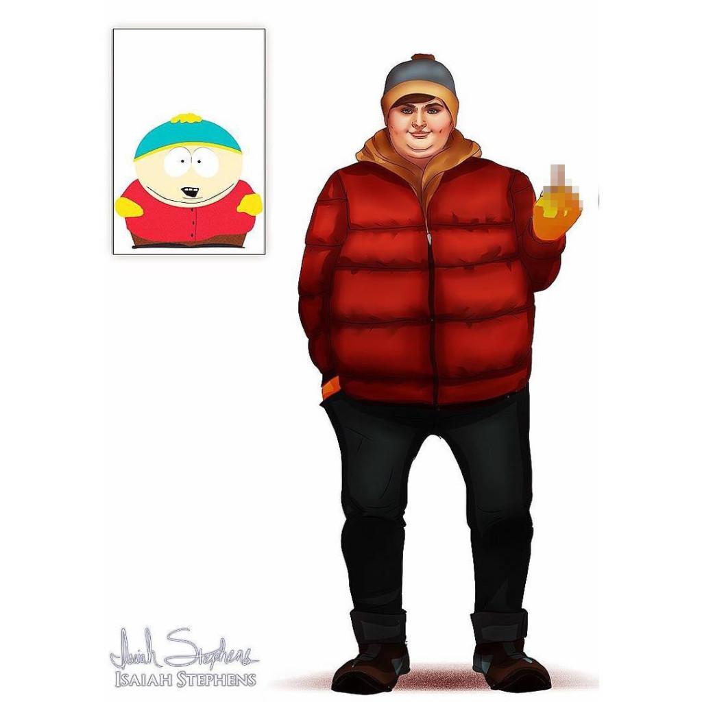 當卡通人物「長大擺脫屁孩樣」 德克斯特→帥氣理工男!