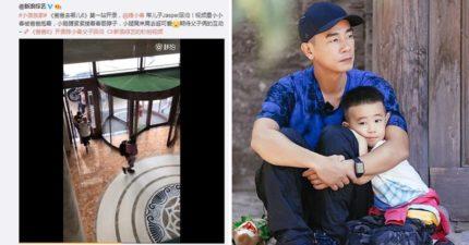 《爸爸去哪兒6》名單曝光 Jasper坐陳小春肩膀入鏡...粉絲激動:回來了啦!