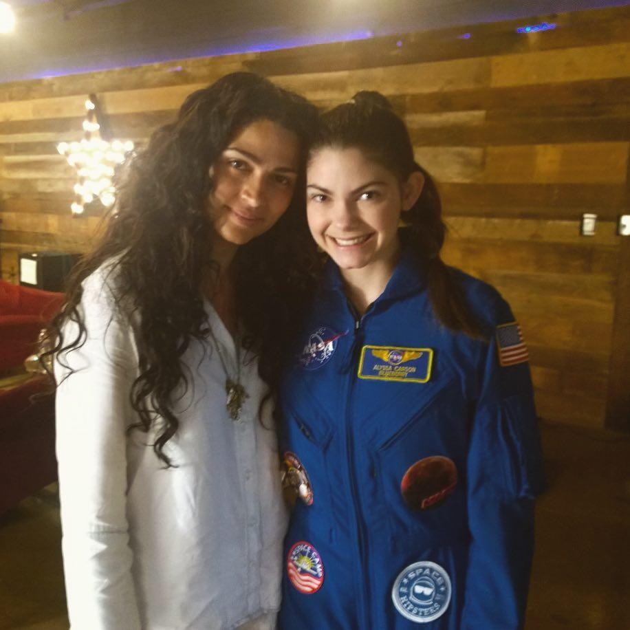 NASA將送17歲正妹「登陸火星」 成第一位登火人類!