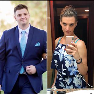 瞞著親友變性+減肥 3月後「從伴郎變伴娘」完全認不出
