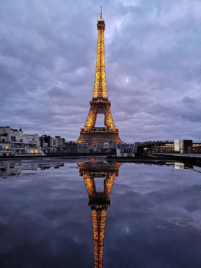 桃園花千萬仿造知名景點!「巴陵鐵塔」完工 議員:媲美巴黎鐵塔