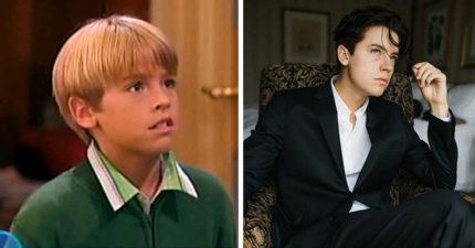 如果你覺得寇弟小時候就很可愛 他長大「染黑髮模樣」絕對讓你小鹿亂撞到需要送醫!