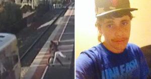 影/屁孩抓14歲女友「丟出月台」 法官:沒造成傷害,應該會判社區服務