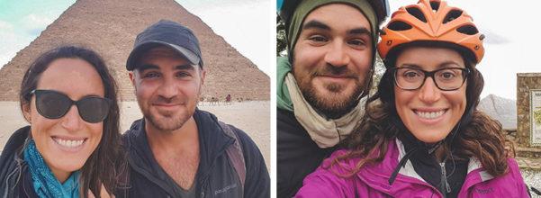 堅信人性良善!嬌傲情侶騎單車壯遊ISIS領地 竟被拍成「宣誓片」