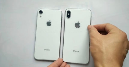 iPhone9真面目大公開!Home鍵沒了不打緊 邊緣弧度變回復古iPhone3