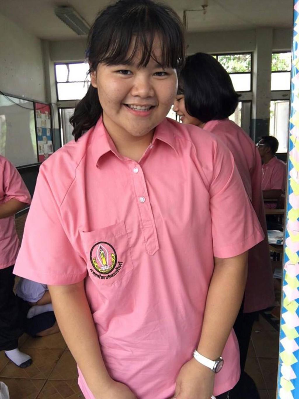 被同學叫大象!胖妹一日兩餐狂運動 「1年健康瘦54公斤」變身V臉女神