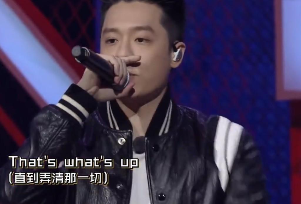 中國新說唱釋出《Turn it up》完整版 粉絲氣炸:周湯豪唱這麼帥卻被剪光!