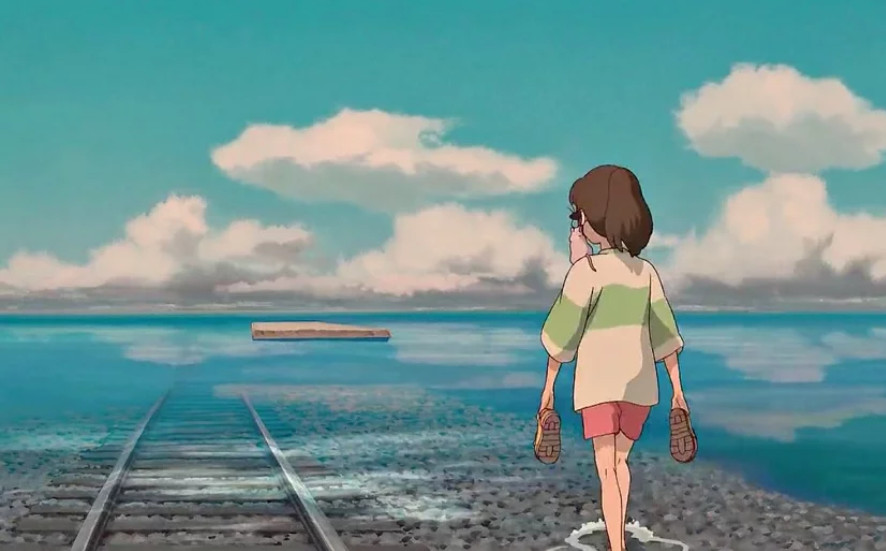 神隱少女原型!和無臉男一起搭「藍海鐵路」就在這裡 夢幻到讓你秒進宮崎駿世界♥